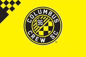 Columbus Crew Flag and Logo